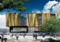 Christchurch Central Library | Schmidt Hammer Lassen Architects