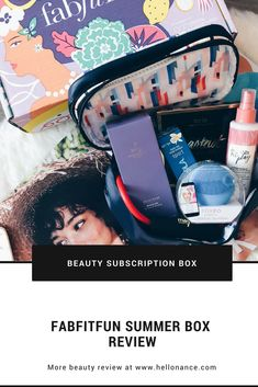 Fab Fit Fun Box, Beauty Box Subscriptions, Fitness Products, Brand Me, Beauty Review, Love Makeup, Colorful Makeup, Makeup Organization, Beauty Make Up