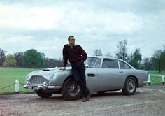 James Bond's Tricked-Out Astin Martin