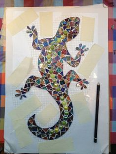 mosaic stained glass patterns - Google Search