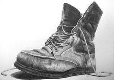 Old shoe by Benedicte96.deviantart.com