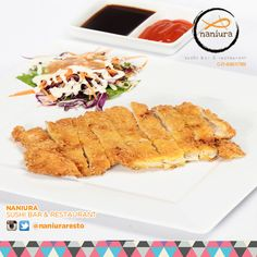 #ChickenFurai udh pernah coba ini blm kak? Gurih loh kak! Yuk order Naniura Sushibar Restaurant Jakarta Timur 021-86611789 || Tag ur reviews #NaniuraSushi #Sushi #DeliveryOrder #NaniuraMenu #SushiLovers