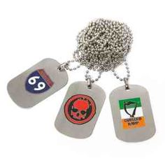 Durable Stainless Steel Dog Tag Promotional Giveaways, Branded Gifts, Of Brand, Corporate Gifts, Dog Tags, Dog Tag Necklace, Stainless Steel, Drop Earrings, Personalized Items