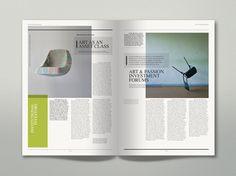 Fine Art Wealth Management - Corporate Brochure by Mario Antoniou, via Behance