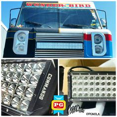 Yeah, shit just got realz..... Soon to be flush mounted QUAD ROW Commando LED light bar, only the best quality products for on the Wonder Bird!!! #pgnola, #paintisdead, #layednotsprayed, #killingitdaily, #freshgraphicsdaily, #commandoled, #commando, #lightbar, #ledlightbar, #ledbar, #worklight, #leds, #quad, #quadrow, #nextlevel, #pushthelimits, #youcantevengetthis, #powdercoat, #3Doptics, #militarybreather, #offroad,