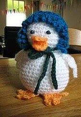 Free Crochet Patterns: Free Crochet Patterns: Spring Toys (Bunnies, Chicks & Ducks)