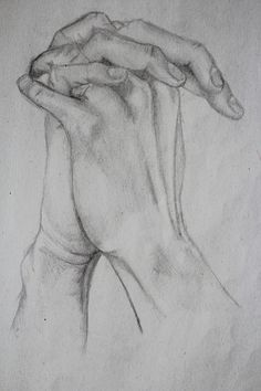 An oldie #art #realistic #anatomy #hand #hands #drawing