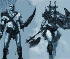 Warhammer Online Marauder photo WOMarauder.jpg