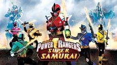 Samurai Power Rangers Wallpaper