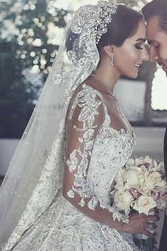 Wedding Gown ...Beautiful