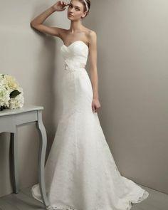 Model Ginger - 2014 Adriana Alier Robe de mariée