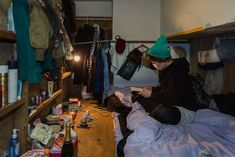 Shocking Pics Of People Living In Incredibly Tiny Rooms In Japan