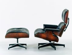 RAY AND CHARLES EAMES | LOUNGE CHAIR
