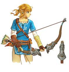 New Link 20155   #WiiU