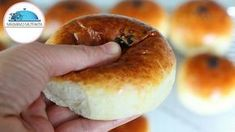 Knead in the Morning Cook - Cotton Soft Donut Recipe Like the Most Soft Sponge # - açma Soft Donut Recipe, Donut Recipes, Cooking Recipes, Dinner Rolls Easy, Ramadan Desserts, Delicious Desserts, Yummy Food, Turkish Recipes, Food And Drink