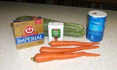 zucchini carrot fry up diabetic side dish recipe vegan fast easy clean eating vegetarian side dish idea