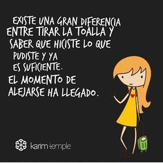 Hay una gran diferencia* Own Quotes, Best Quotes, Ex Amor, Sweet Nothings, Spanish Quotes, Self Help, Picture Quotes, Positive Quotes, Quotations