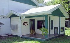 Dog Houses Climate Controlled
