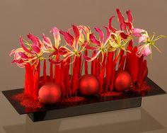 Floral arrangement by Emilia Oliverio