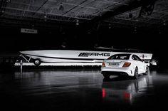 Mercedes AMG Marauder Cigarette Boat 5