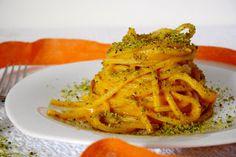 Denny Chef Blog:  Linguine con la zucca