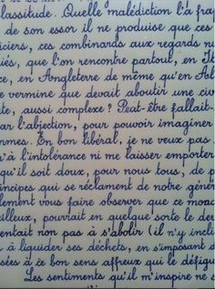 French brings out the fancy in me. As well as cursive. French brings out the fancy in me. As well as cursive. French Cursive, French Handwriting, Handwriting Examples, Perfect Handwriting, Improve Your Handwriting, Beautiful Handwriting, Calligraphy Handwriting, Penmanship, Cursive Handwriting Practice