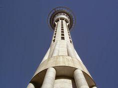 Mega Engenharia: Sky Tower – Auckland