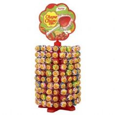 Search - british chupa chups lollipops 200 lollipops lollipop stand 6021 p Sweet Trees, Candy Cart, Wind Chimes, Make It Simple, British, Holiday Decor, Lollipops, Nostalgia, Desk