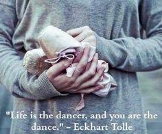 Life is the dancer, and you are the dance -- Eckhart Tolle ... #dancingwithdamien #thedamien #ballroomdancing #dancesport #dance