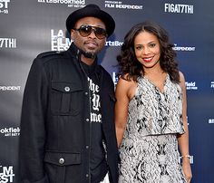 Omar Epps and Sanaa Lathan reunited in Los Angeles for the anniversary of their beloved movie Love and Basketball -- see then-and-now photos! Perfect Man, A Good Man, Monica Wright, Omar Epps, Beloved Movie, Then And Now Photos, Sanaa Lathan, Nia Long, Love And Basketball