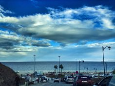 Agadir- Panorama #Atlantic#ocean#clouds#maroco#agadir