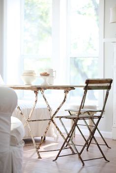Nook .... White & Wood, my Classic Fave <3