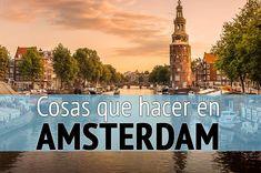 Aquí encontrarás la guía con las mejores cosas que hacer en Amsterdam, arte, cultura y todos esos los lugares que de solo verlos te roban el aliento! Empecemos.