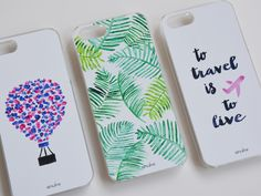 Up in the Air, Palm Springs and Travel addic! iPhone and Samsung cases #anukedesign #iphonecase #samsungcase