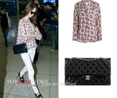 Chanel: Classic Flap Bag in Quilted Lambskin