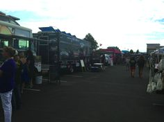 #Eat great #food at the Food Truck Invasion as it hits the streets of #SantaClarita every second Sunday of the month