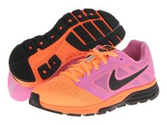 Nike Zoom Fly Atomic Orange/Red Violet/Black - Zappos.com Free Shipping BOTH Ways