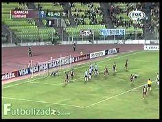 Caracas 2 - Gremio 1. Copa Libertadores 2013.