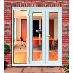 Ventanas on pinterest side panels french doors and for French patio doors both open
