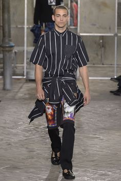 Givenchy Men's RTW Spring 2016