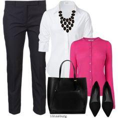 No. 445 - Pink cardigan