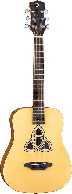 Luna Guitars - Safari Trinity