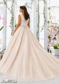 Julietta by Mori Lee Bridal Gown 3198