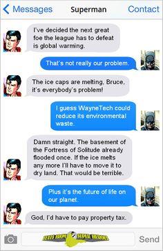 Superheros Texts that make me Happy Pt 2 - Imgur