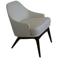 Mid-Century Lounger by Wieland Furniture Company on Chairish.com