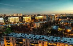 Photograph Pushkin avenue by Kirill Demidov on 500px