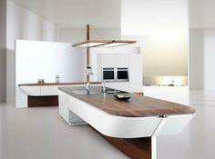 Cuisine Design Esprit Bateau