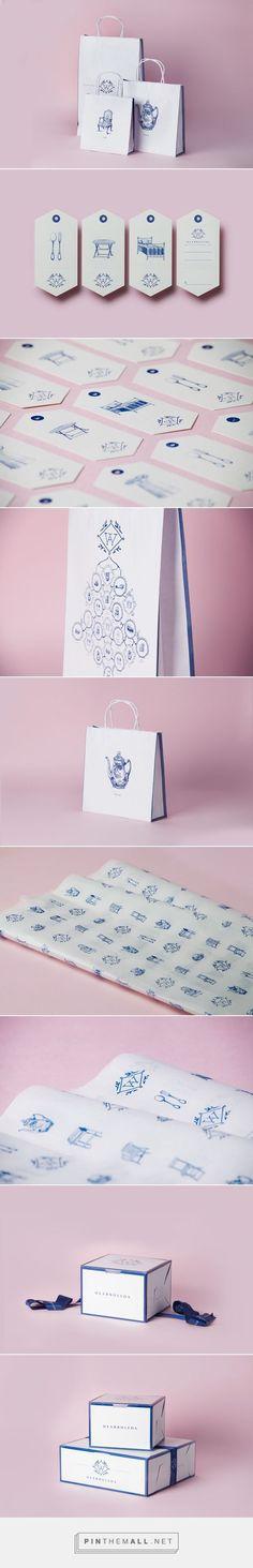 Gorgeous and unique brand identity. Dearboleda | Siegenthaler &Co