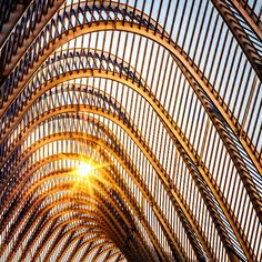 just another equinox  at calatrava's walkway at the olympic center in athens, greece by helen sotiriadis on 500px