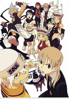 Soul eater!!! I love this Anime